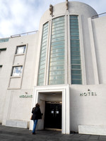 The Midland Hotel, Morecambe, October 2014